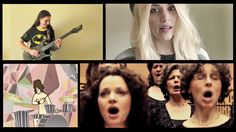"""For his fans, Gotye's YouTube mash-up made entirely from covers of his hit """"Somebody That I Used to Know"""" is one doozy of a love letter.    The Belgian-Australian artist (real name Wally De Backer) released the video via his YouTube channel this weekend. It features nearly six minutes' worth of fans covering his 2011 single. """"Somebody That I Used to Know"""" reached number one on the Billboard Hot 100 and has been the best-selling digital single of the year in the U.S."""