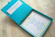 Crystal Starfish and Turquoise Luxury Wedding Invitation box by Lela New York Lace Invitations, Destination Wedding Invitations, Wedding Stationery, Invitation Cards, Wedding Planning, New York Wedding, Wedding Blog, Menu Signage, Creative Wedding Ideas