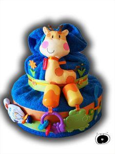 Υπέροχες τούρτες από πετσέτες, για να προσφέρετε ξεχωριστά δώρα. Για όλες τις ηλικίες και όλες τις περιστάσεις!