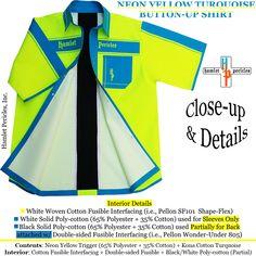 1910ac47 Hamlet Apurist Pericles (@hamlet.pericles.fashion) • Instagram photos and  videos. Neon Yellow Turquoise Shirt via ...