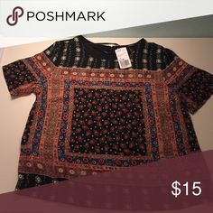 Forever 21 Top Never been worn before! Perfect condition and new with tags. Forever 21 Tops Tees - Short Sleeve