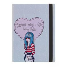 Girls Rule Journal Book - Write all about it with your girl friends. | Valfré #ValfreWishList