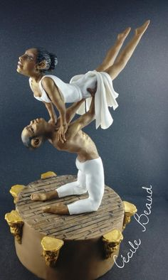 dance 😍 - Cake by Cécile Beaud