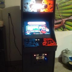 DIY Home Arcade Machine (Woodworking, Electronics & Gaming all in one!)