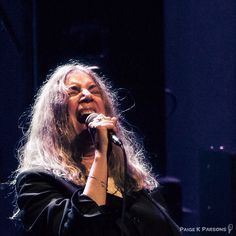 """Congrats to #PattiSmith for her @theGRAMMYs nomination for """"Best Spoken Word Album"""