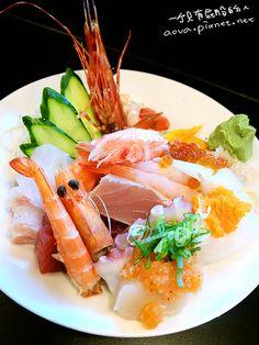 [食記] 新北永和。樂壽司~海鮮蓋飯