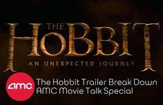 Video: THE HOBBIT: AN UNEXPECTED JOURNEY Trailer Reaction!