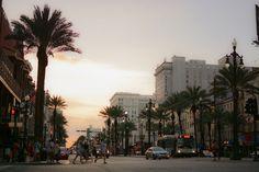 Nueva Orleans, a mis pies (parte 1)