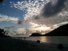 Pulau Dayang, a great scuba diving spot off the coast of peninsular Malaysia taken with a Samsung Omnia 7 Windows Phone