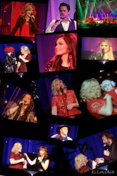 Kelly Clarkson - Miracle on Broadway Benefit Concert in Nashville, TN 12-20-14 Reba McEntire, Meghan Trainor, Garth Brooks, Tricia Yearwood, Charles Esten, Ronnie Dunn, Martina McBride, Kacey Musgraves and more!