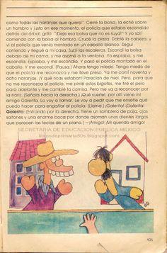 Libros de Primaria de los 80's: Chímpete, chámpata - Español Lecturas 3er grado