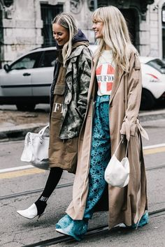 Fall Street Style Outfits to Inspire , Street Style Outfits, Looks Street Style, Street Style Trends, Mode Outfits, Fashion Outfits, Fashion Trends, Estilo Fashion, Look Fashion, Street Fashion