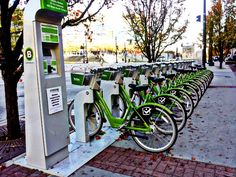 If you live, work, or are planning to enjoy downtown Salt Lake City this season, you can gain access to a GREENbike starting Tuesday, April 8.