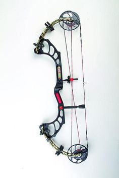 This is a compound bow. I really want this. I have become very interested in fishing and have been reading a lot about hunting small game. I have explained to dad that I plan on getting my small game permit added to my fishing license and that this is something I may end up saving for anyway.