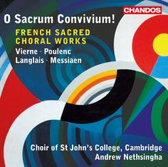 Cambridge Choir Of Saint John's College - French Sacred Choral Works