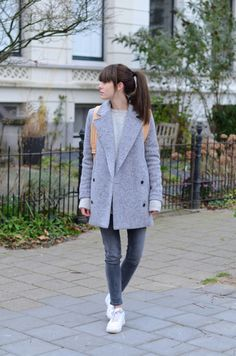 Today in grey - Lovely by Lucy