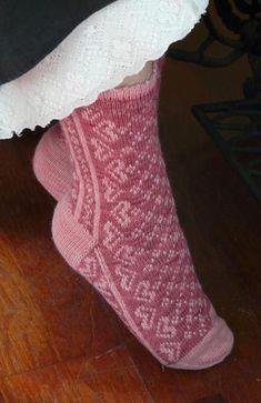 Lovely Socks - Love Knitting