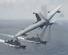 DARPA Wants To Turn Small Ships Into Drone Aircraft Carriers | Popular Science