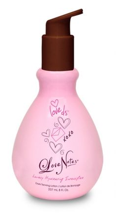 Love Ds - Lovely Hydrating Intesified Dark Tanning Lotion - Love Notes $12.00