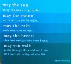may the sun