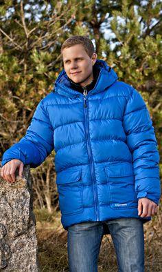 Kr. 999,-  Vats vattert jakke
