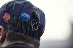 // Floral Cycling Cap by Warsaw