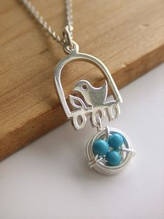 Cute necklace and charm. $25.00 Etsy
