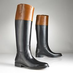Ralph Lauren Brickston Riding Boot...  want these so bad. Men's riding boots are going to #trend.