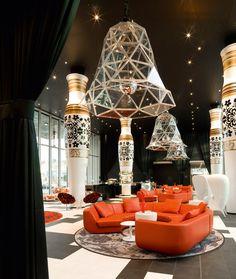 Kameha Grand Bonn, Германия, бюро Karl-Heinz Schommer, дизайнер Марсель Вандерс