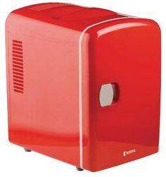 Red Portable Mini Fridge