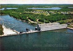 Island Falls Saskatchewan