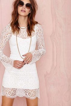 For Love And Lemons Lovebird Dress | Shop What's New at Nasty Gal