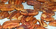 Crispy Maple Pecans