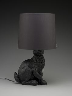 """Manufactured by Moooi, """"Rabbit lamp,"""" 2006; Indianapolis Museum of Art, Gift of IMA Design Center, 2010.68A-B, © Moooi"""