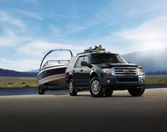"""2014 Ford Expedition - CHECK OUT our """"Ride in the Expedition"""" Board for other awesome shots of the Expedition, through time!"""