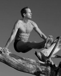 Sexy yoga for men