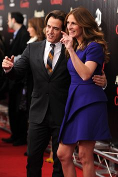 Julia Roberts Dermot Mulroney Photos: 'August: Osage County' Premieres in NYC — Part 4