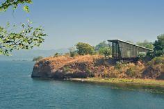 lake house near pune, india