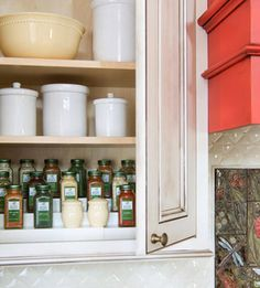 Spice Rack Plano Spacesavvy Ways To Store Spices  Pinterest  Wall Spice Rack Pan