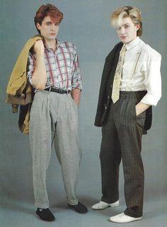 Steve Jansen & David Sylvian from Japan