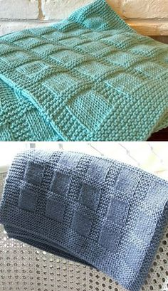 Amazing Knitting provides a directory of free knitting patterns, tips, and tricks for knitters. Knitted Baby Blankets, Baby Blanket Crochet, Crochet Baby, Baby Scarf, Hand Crochet, Baby Knitting Patterns Free Newborn, Baby Cardigan Knitting Pattern, Knit Cowl, Easy Knitting