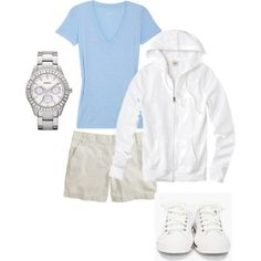 """""""summer"""" by melissa-bachman on Polyvore"""