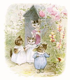 Image result for beatrix potter the tale of tom kitten