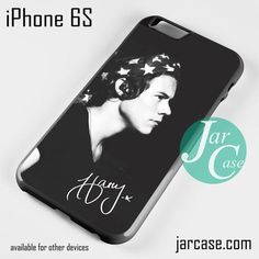 Harry Styles Phone case for iPhone 6/6S/6 Plus/6S plus