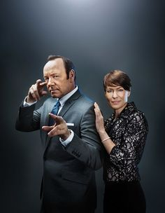 Kevin Spacey - Robin Wright