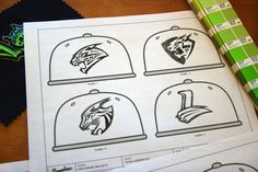 Sports Decals, Sports Team Logos, Logo Design, Graphic Design, School Design, Cool Things To Make, Sketches, Hat, Club