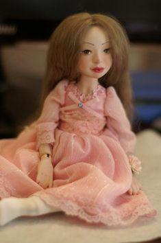 Skin Doll Wig 77