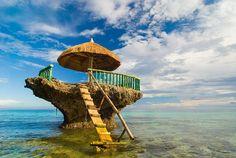 Voyagez aux Îles Camotes aux Philippines