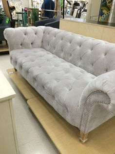 Nicole Miller Couch at Marshall's. Gorgeous!