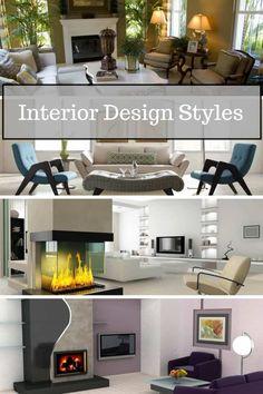22 Popular Home Interior Design Styles you will Love Home Design Blogs, Interior Design Themes, Interior Decorating Styles, Home Decor Styles, Interior Styling, Interior Designing, Estilo Interior, Design Styles, Quiz Design